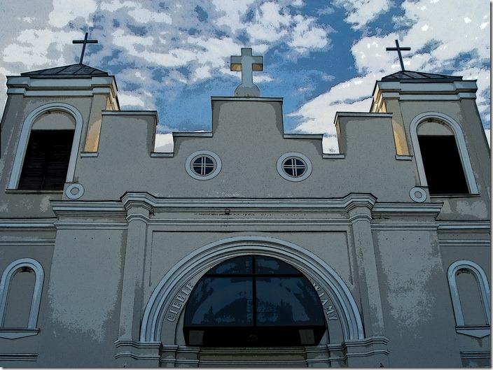 Чернівці, костел святого Миколая