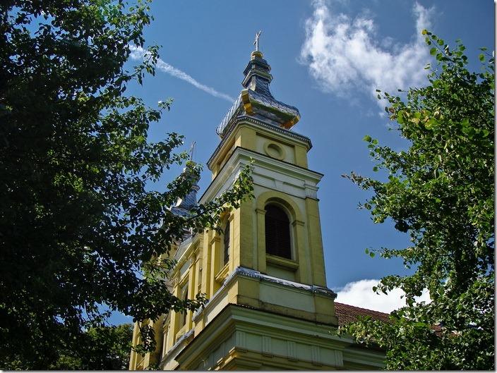 Криниця, храм  Різдва Богородиці