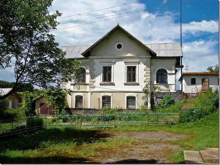 Криниця, колишня залізнична станція