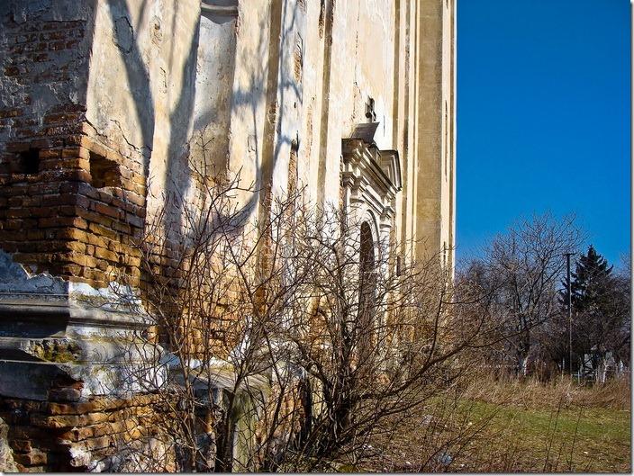 Великі Межирічі, костел св. Антонія