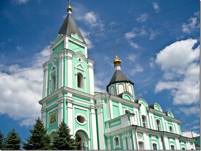 Свято-Троїцький Браїловський монастир