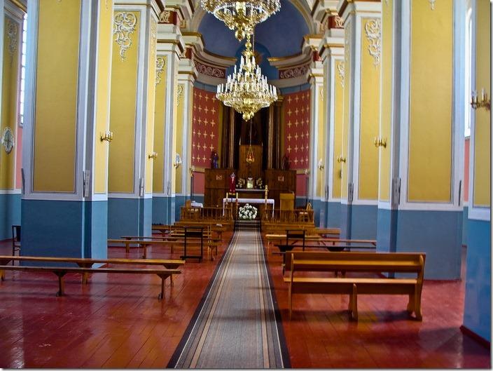 Браїлів, костел св. Трійці