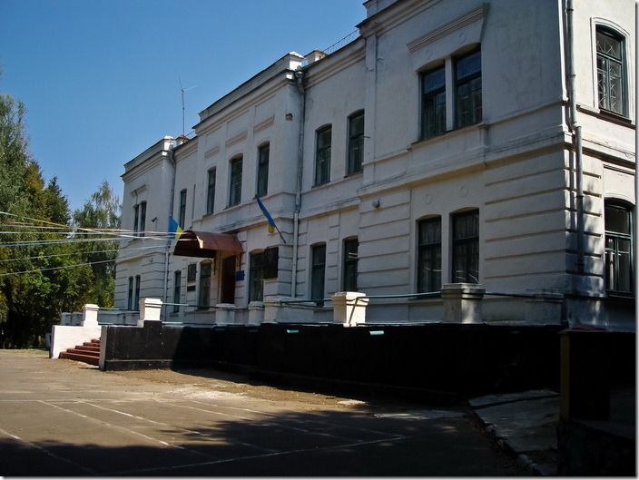 Браїлів, палац фон Мекк