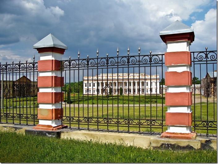 Тульчин. Палац Потоцького