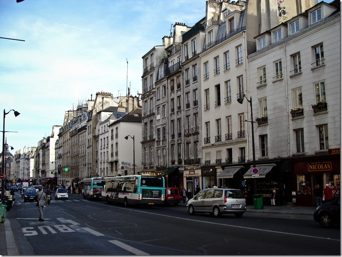 Париж, Рю  де Ріволі