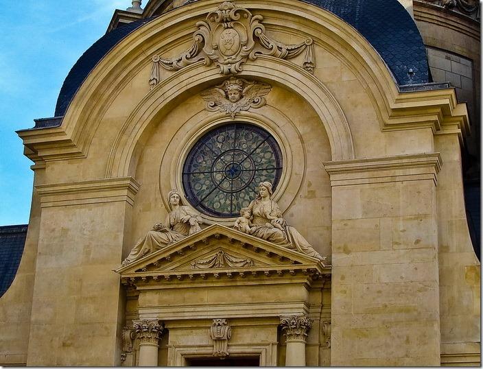Париж, церква Святої  Марії
