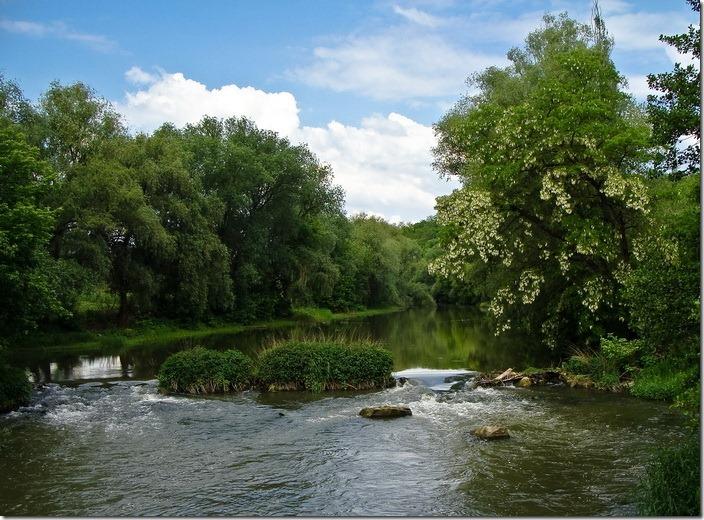 Буша, річка Мурафа
