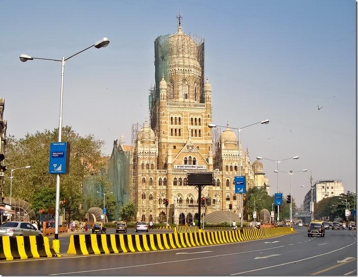 будівля Муніципальної корпорації Великих Мумбаїв