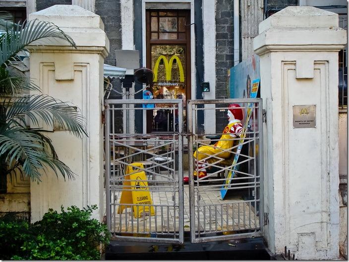 Мумбаї,  Макдональдз