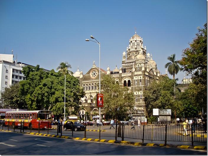 Мумбаї, офіс  Західної залізниці