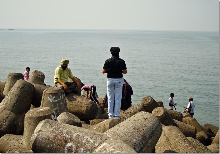 Мумбаї, затока Бек-Бей