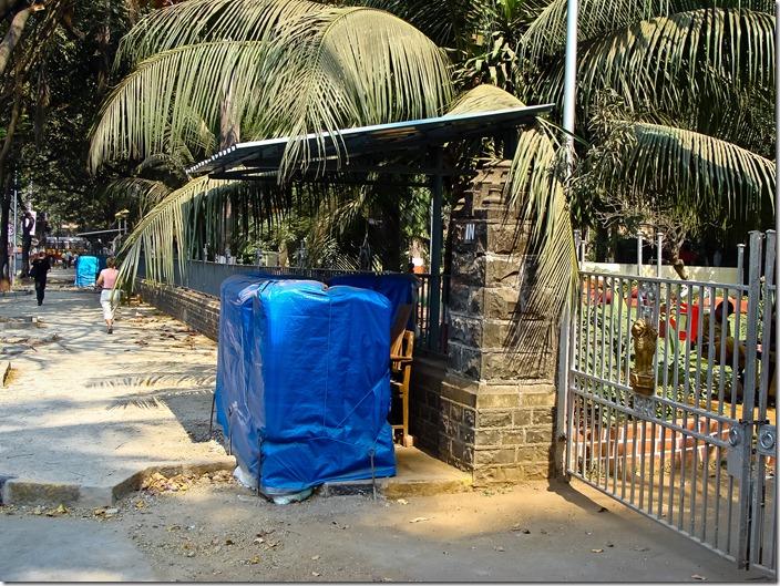 Мумбаї, блок-пост