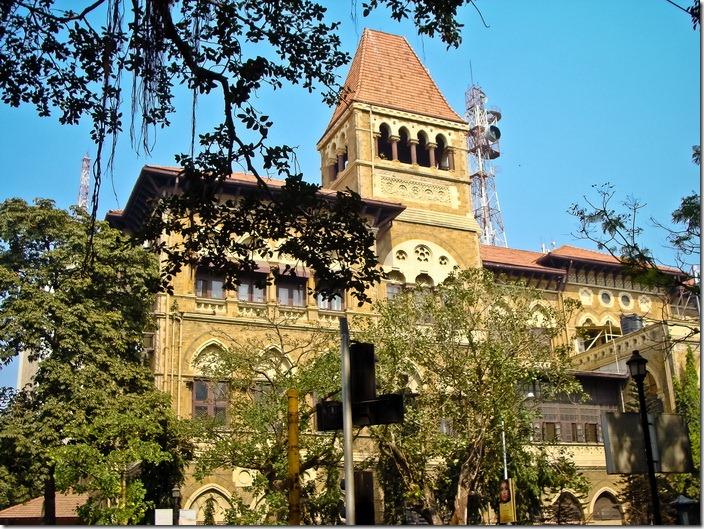 Мумбаї,  поштовий офіс